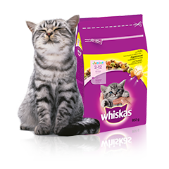 WHISKAS Gattini